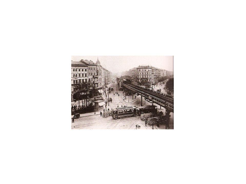 Hochbahn (Berlin, um 1910)