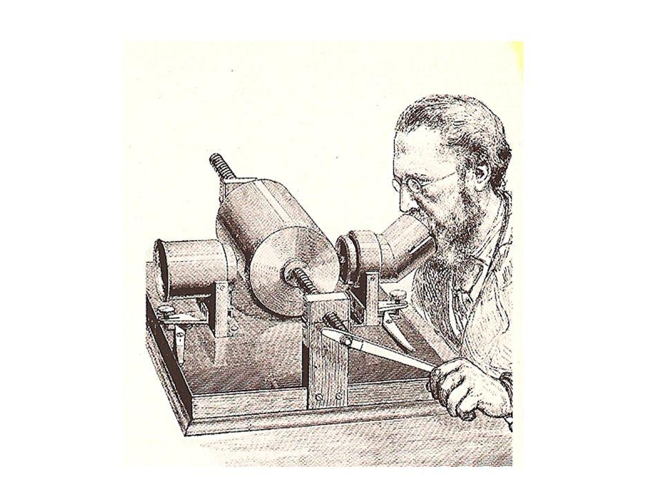 Thomas A. Edison: Parlograf, 1876