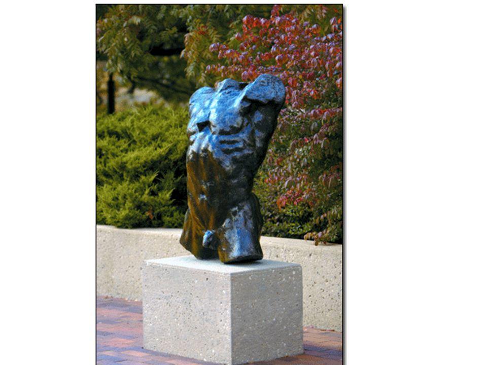 Rodin: La prière – vgl. Malte, S. 213