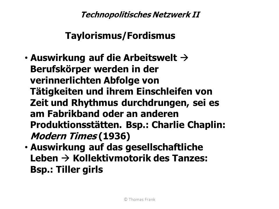 Technopolitisches Netzwerk II