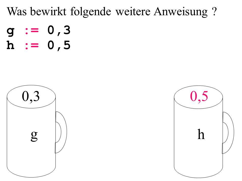 0,3 0,5 g h g := 0,3 h := 0,5 Was bewirkt folgende weitere Anweisung