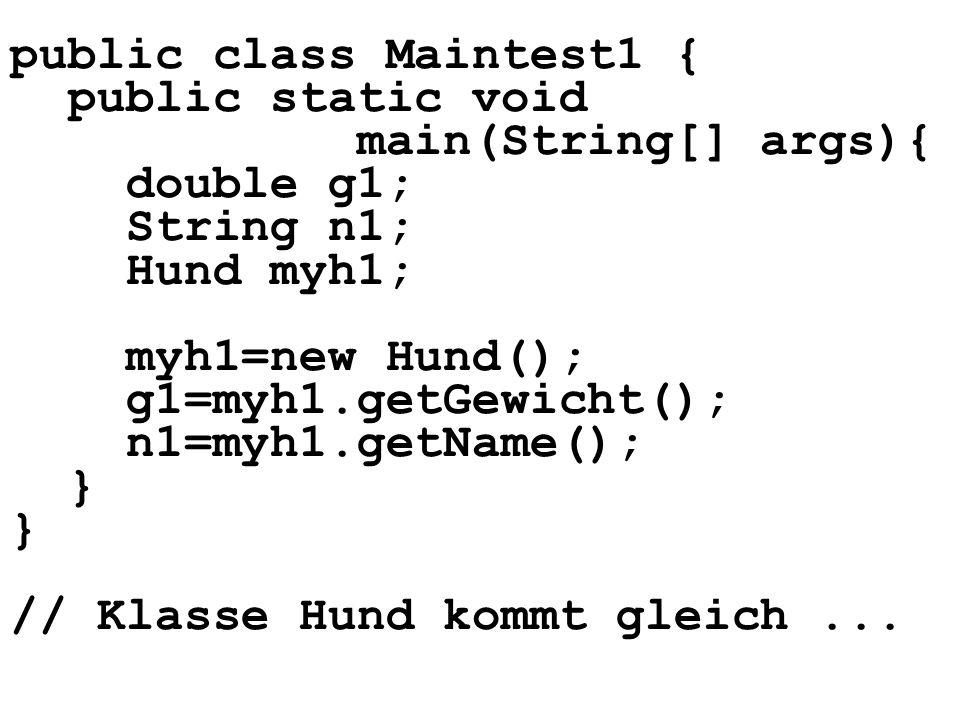 public class Maintest1 {