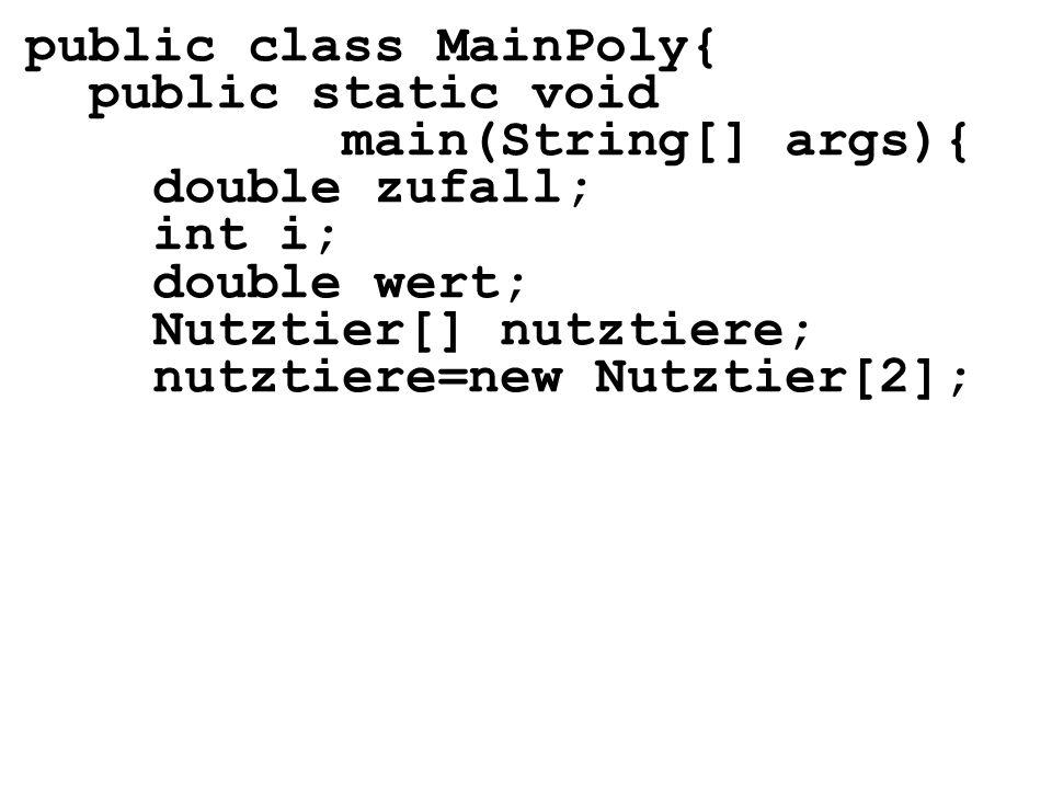 public class MainPoly{
