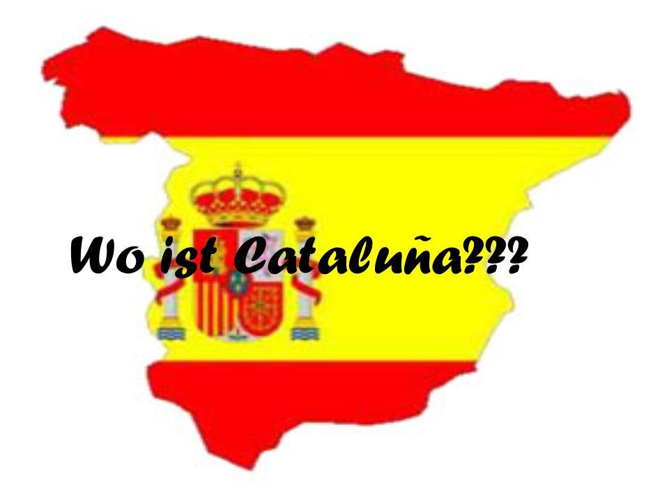 Wo ist Cataluña
