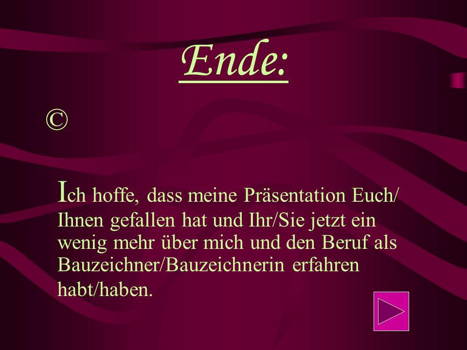 Ende: ©
