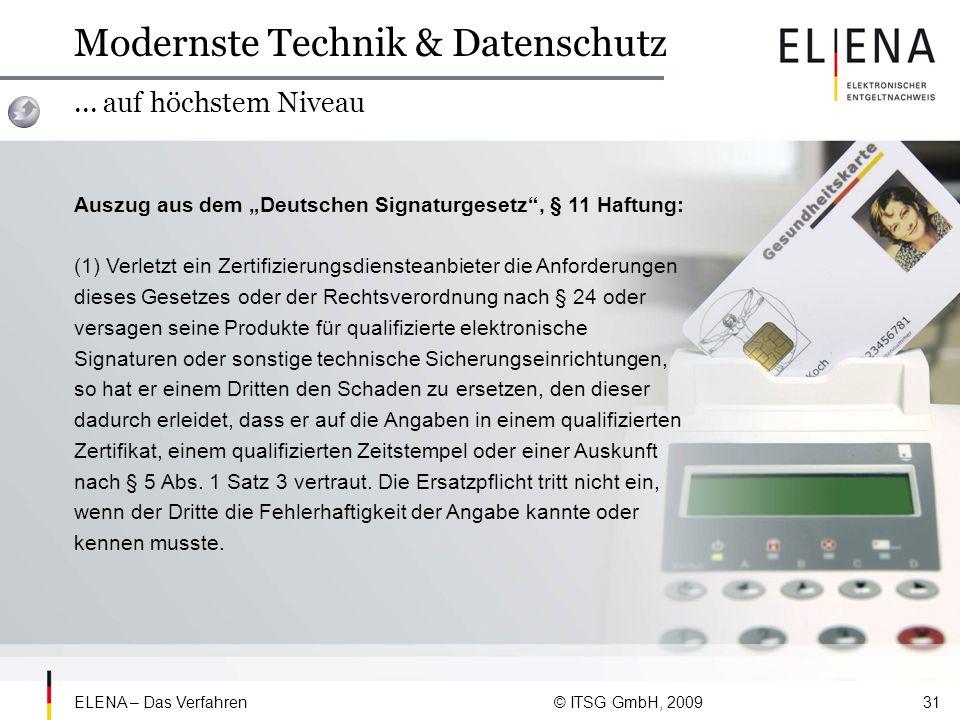 Modernste Technik & Datenschutz