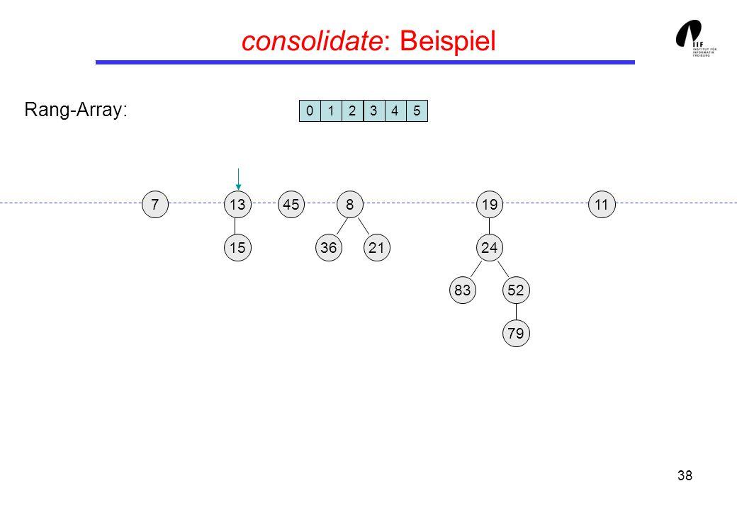 consolidate: Beispiel