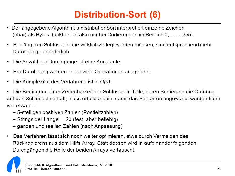 Distribution-Sort (6)
