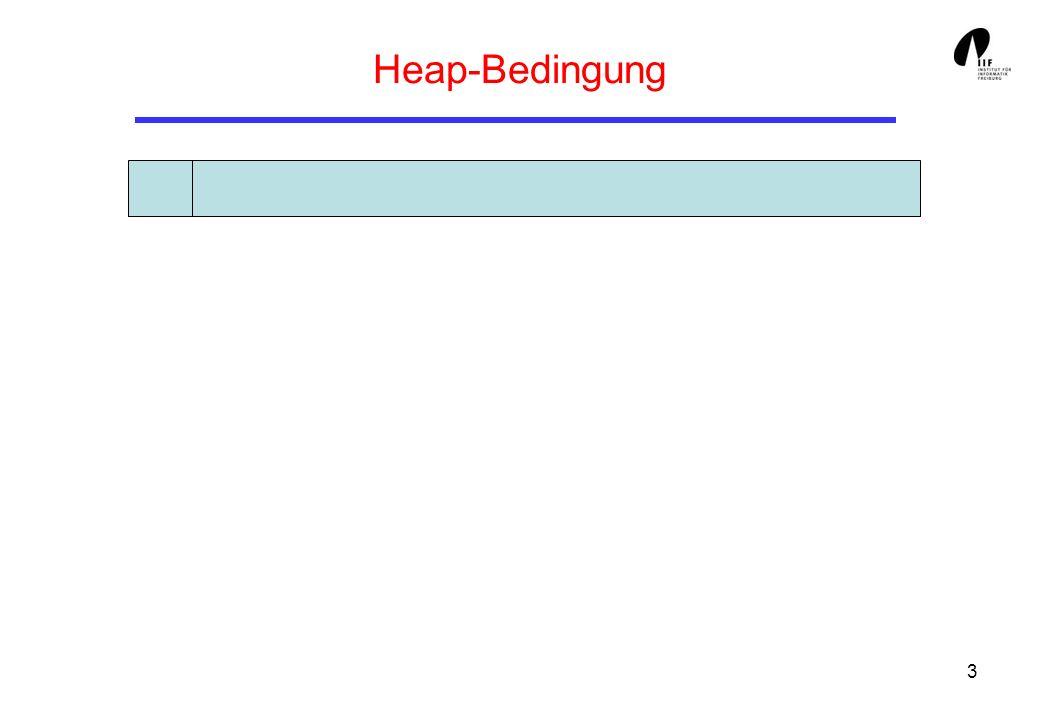 Heap-Bedingung