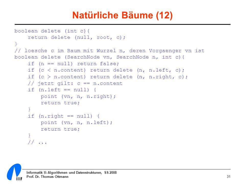 Natürliche Bäume (12)