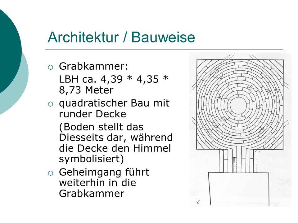 Architektur / Bauweise