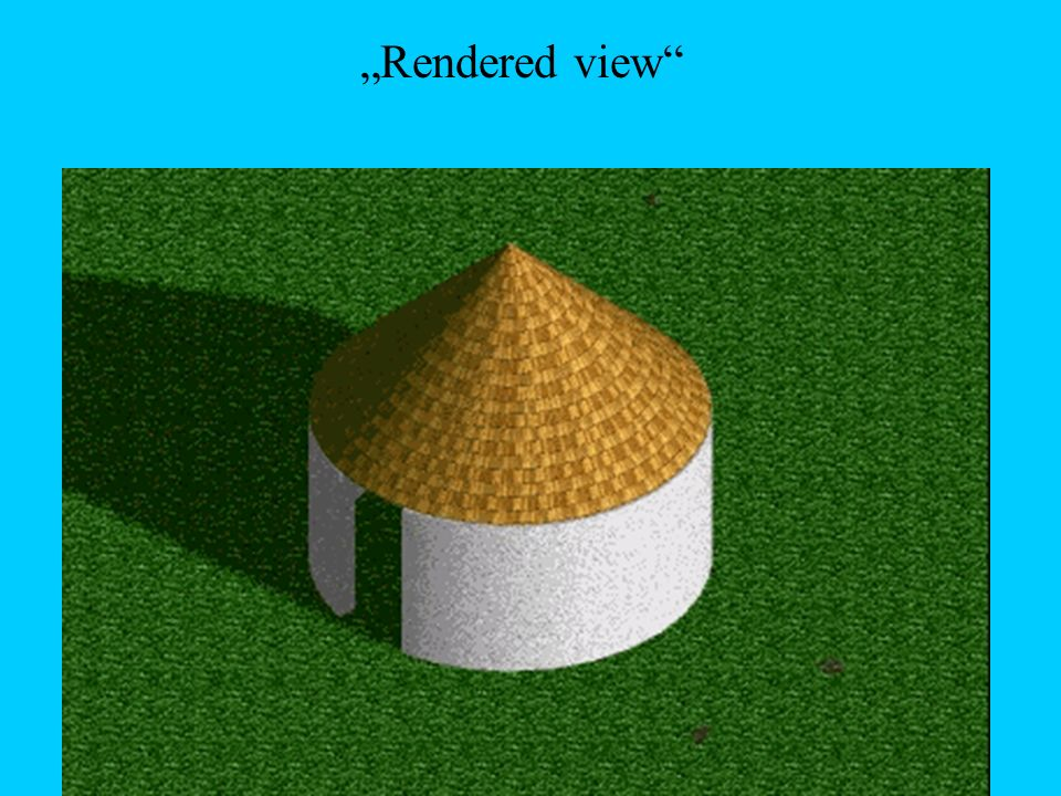 """Rendered view"