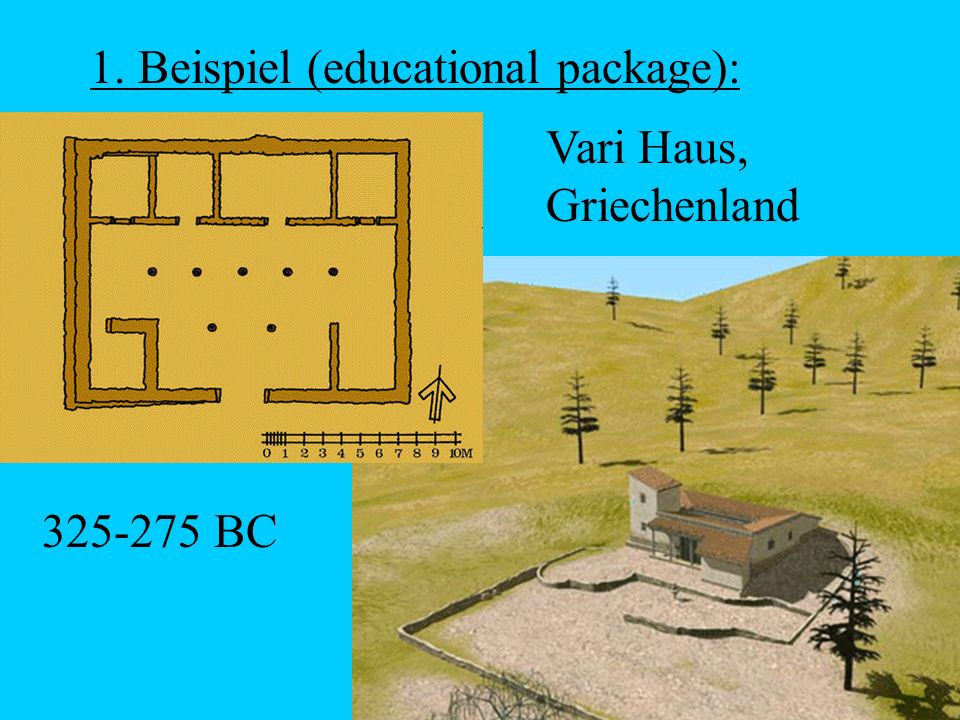 1. Beispiel (educational package):