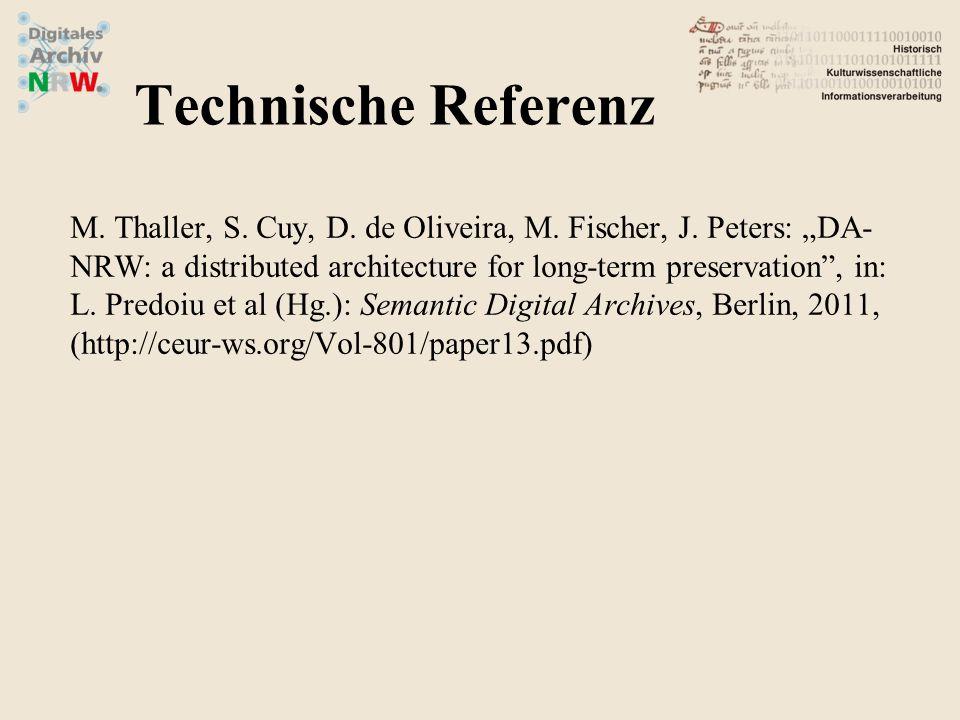 Technische Referenz