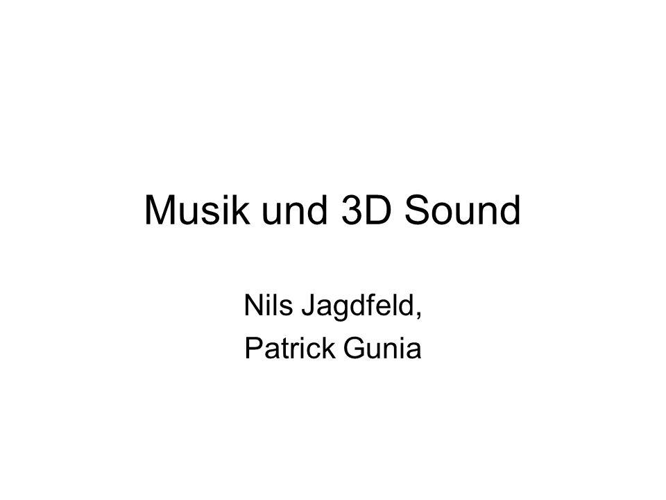 Nils Jagdfeld, Patrick Gunia