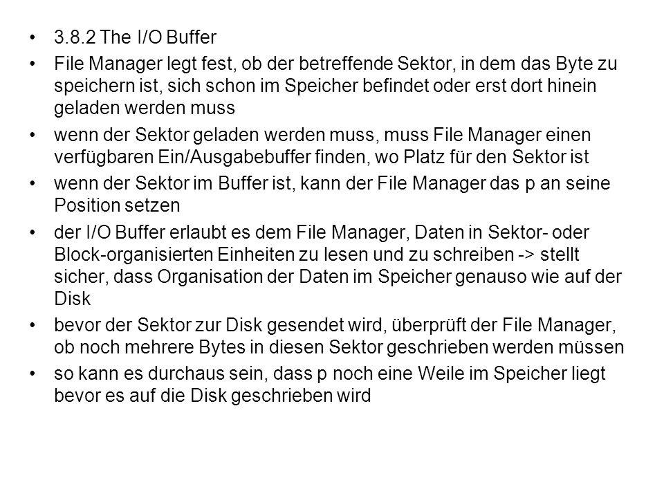 3.8.2 The I/O Buffer