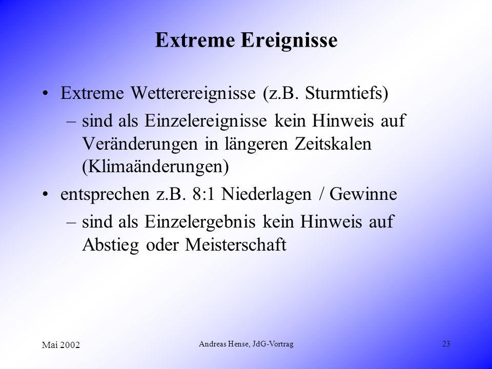 Andreas Hense, JdG-Vortrag