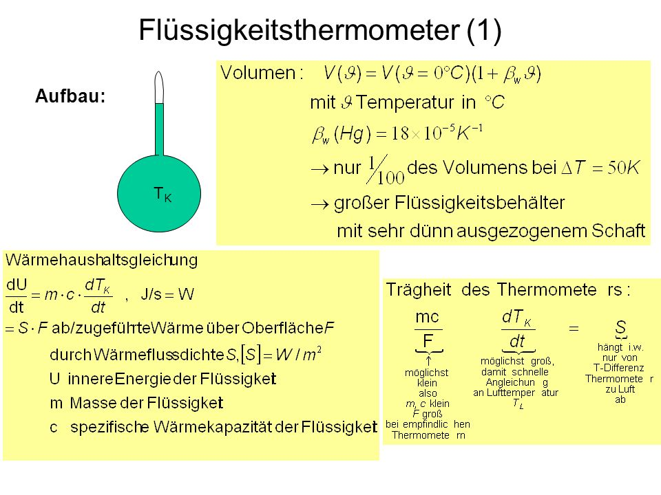 Flüssigkeitsthermometer (1)