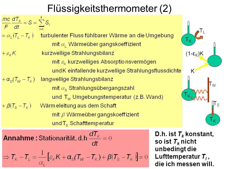 Flüssigkeitsthermometer (2)