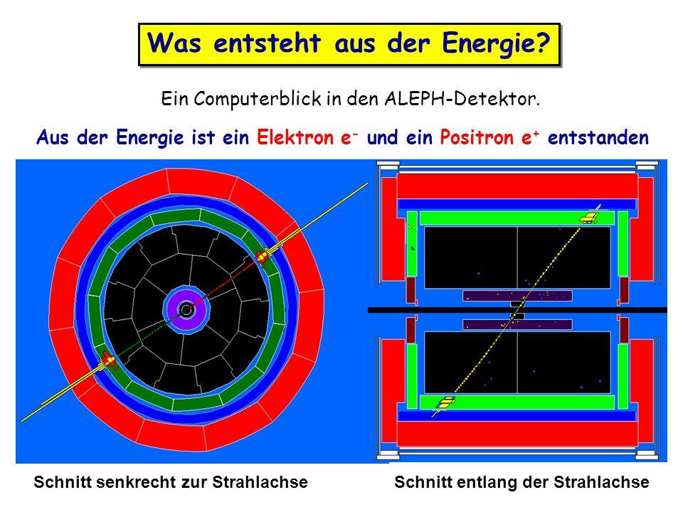 Was entsteht aus der Energie