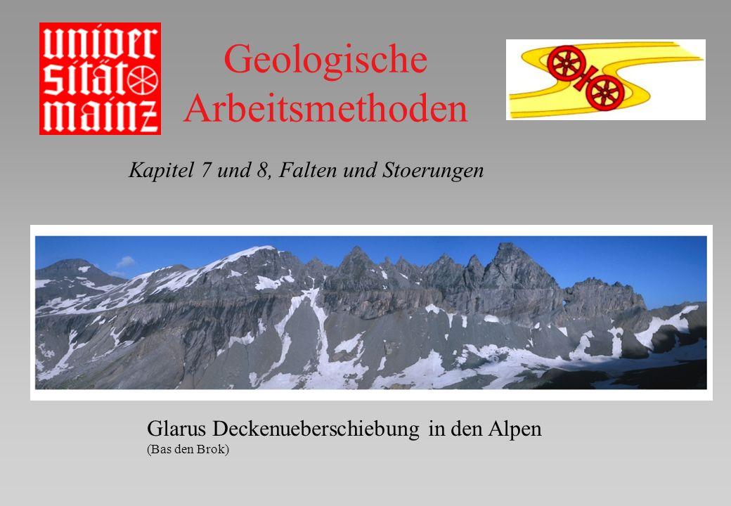 Geologische Arbeitsmethoden