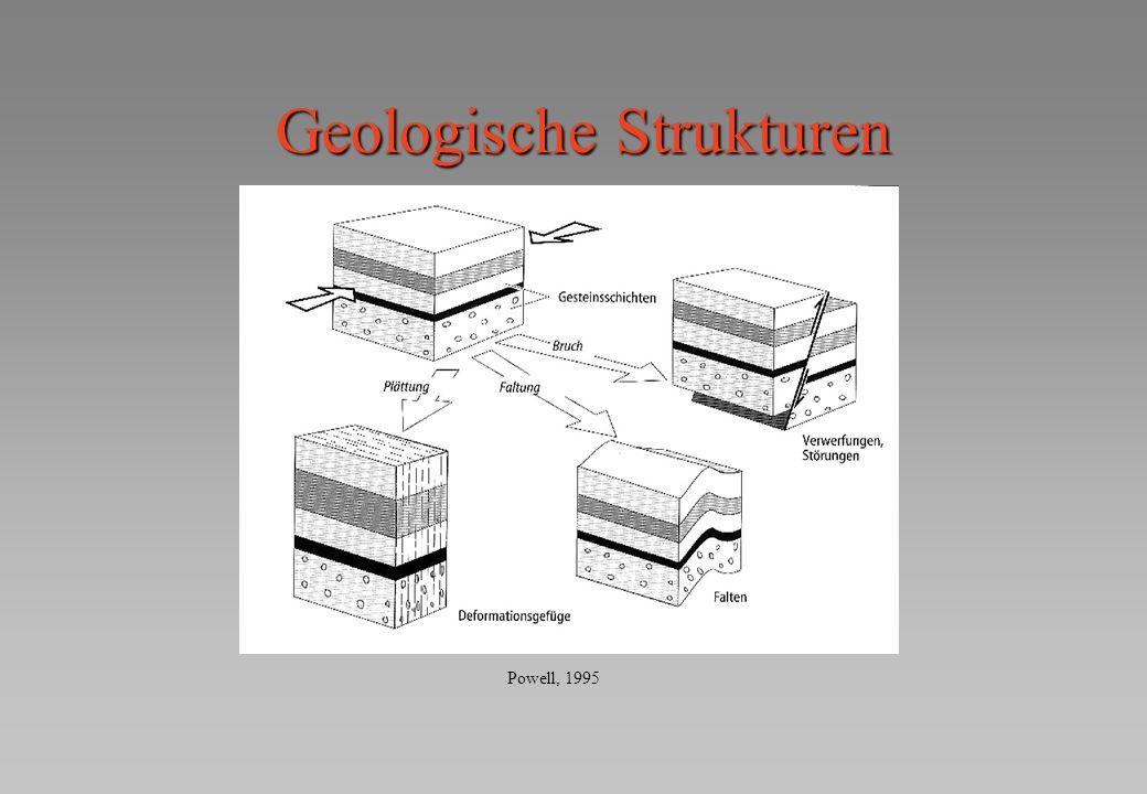 Geologische Strukturen