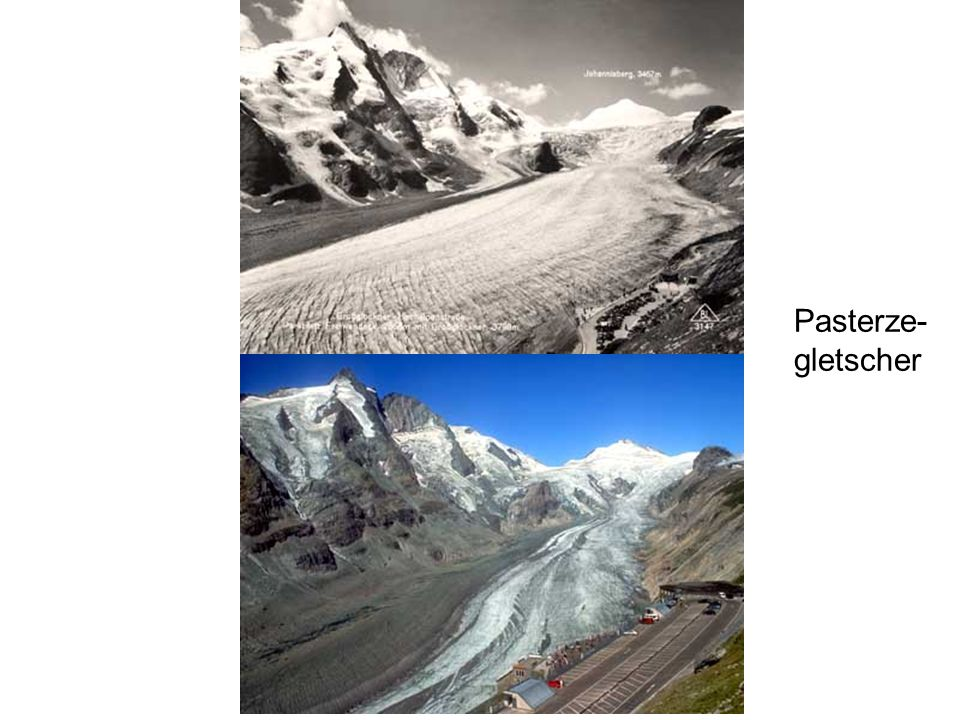 Pasterze- gletscher