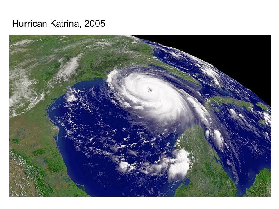 Hurrican Katrina, 2005