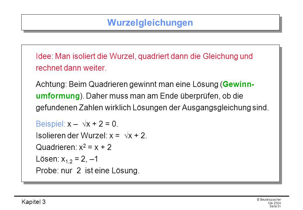 Groß Quadratwurzel Gleichungen Arbeitsblatt Bilder - Mathe ...