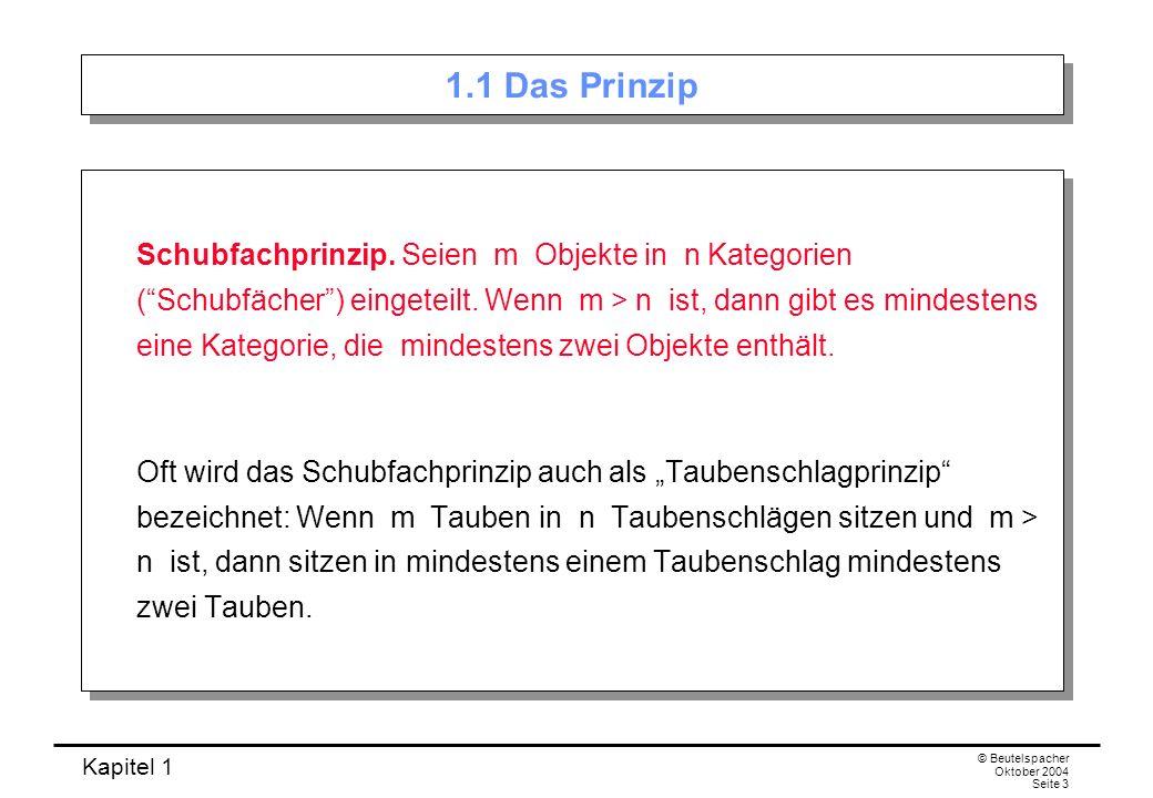 1.1 Das Prinzip