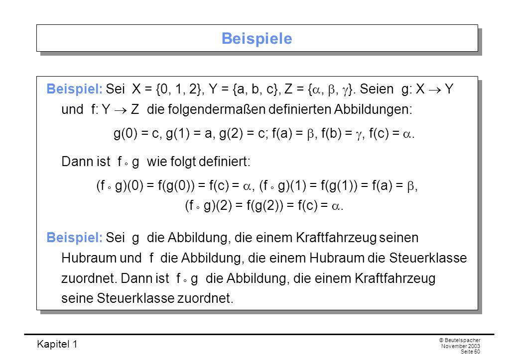 g(0) = c, g(1) = a, g(2) = c; f(a) = b, f(b) = g, f(c) = a.