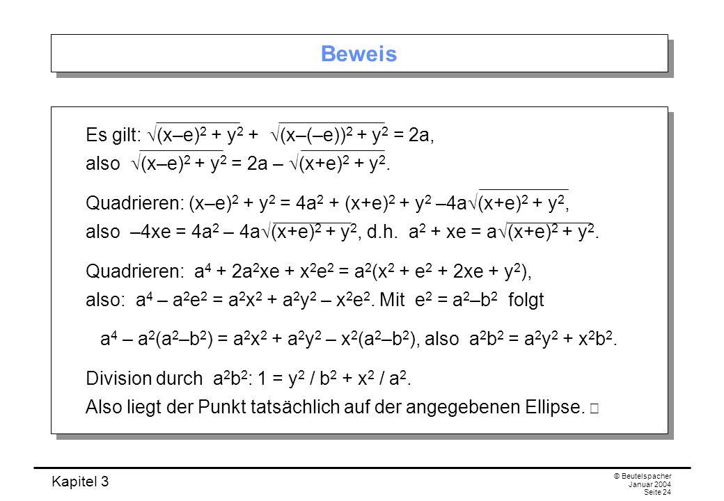 a4 – a2(a2–b2) = a2x2 + a2y2 – x2(a2–b2), also a2b2 = a2y2 + x2b2.