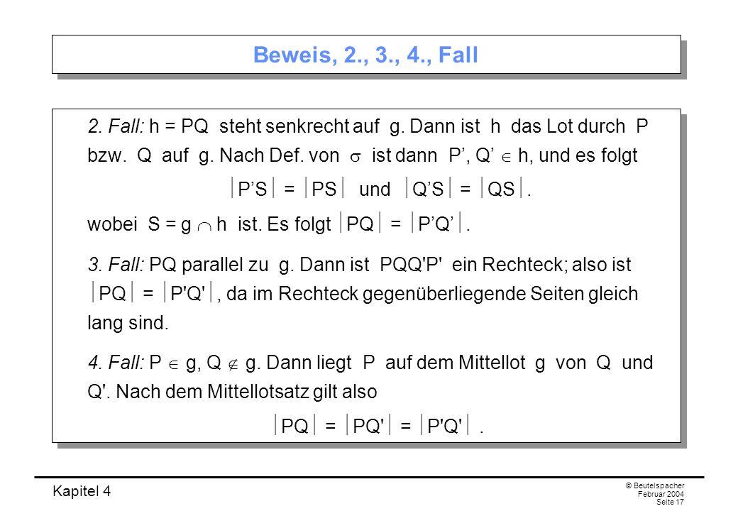 P'S = PS und Q'S = QS.