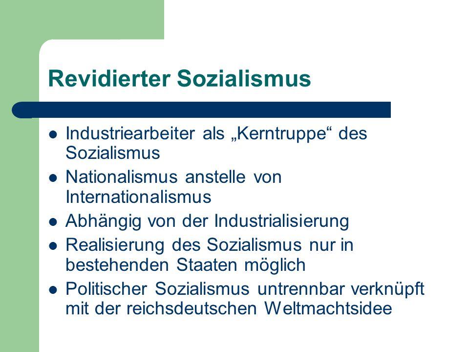 Revidierter Sozialismus