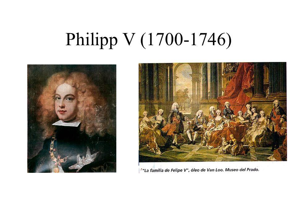 Philipp V (1700-1746)