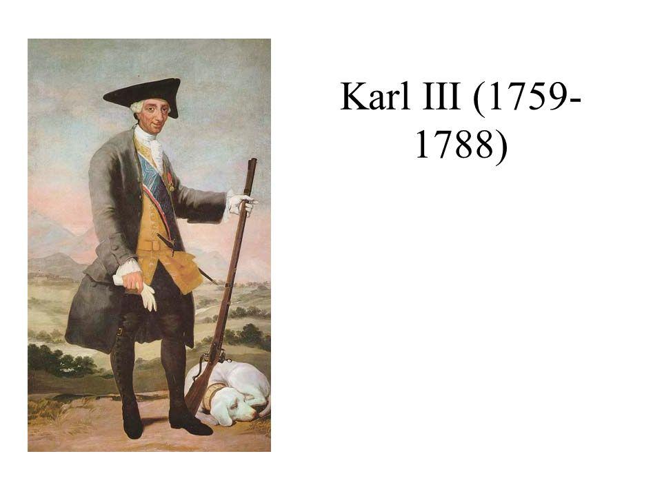 Karl III (1759-1788)