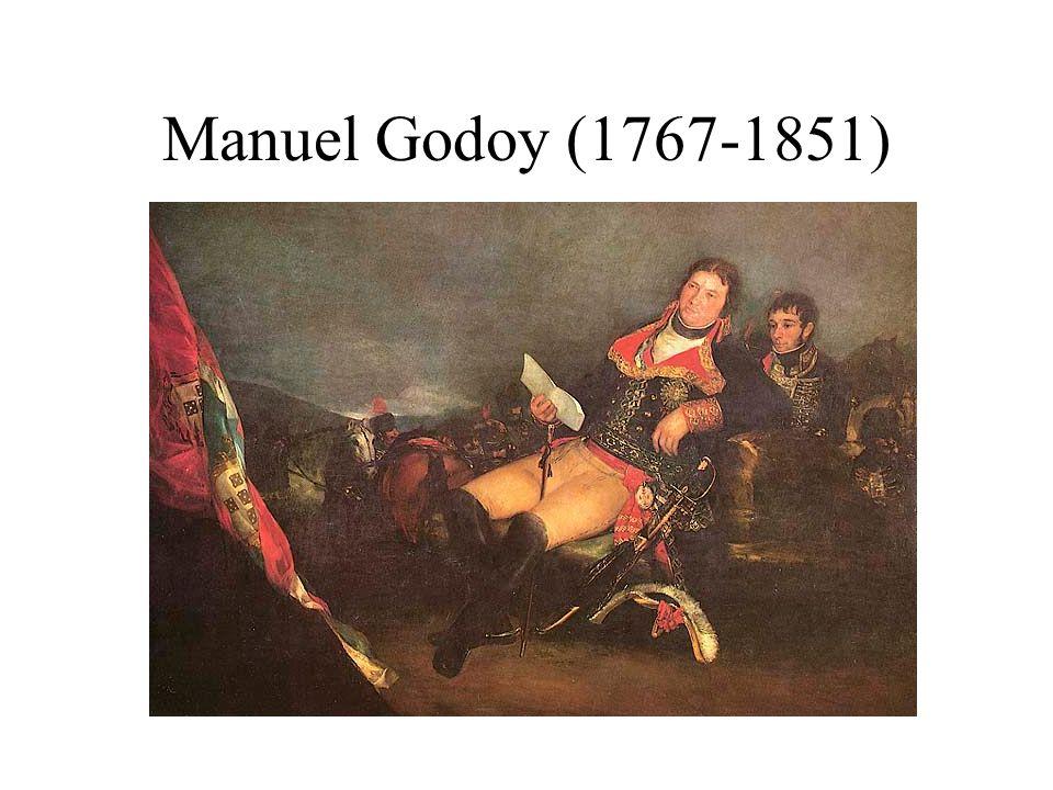 Manuel Godoy (1767-1851)