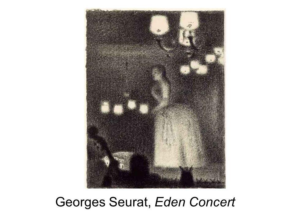 Georges Seurat, Eden Concert