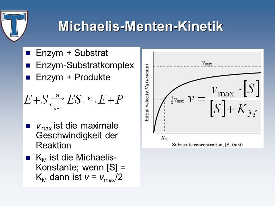 Michaelis-Menten-Kinetik