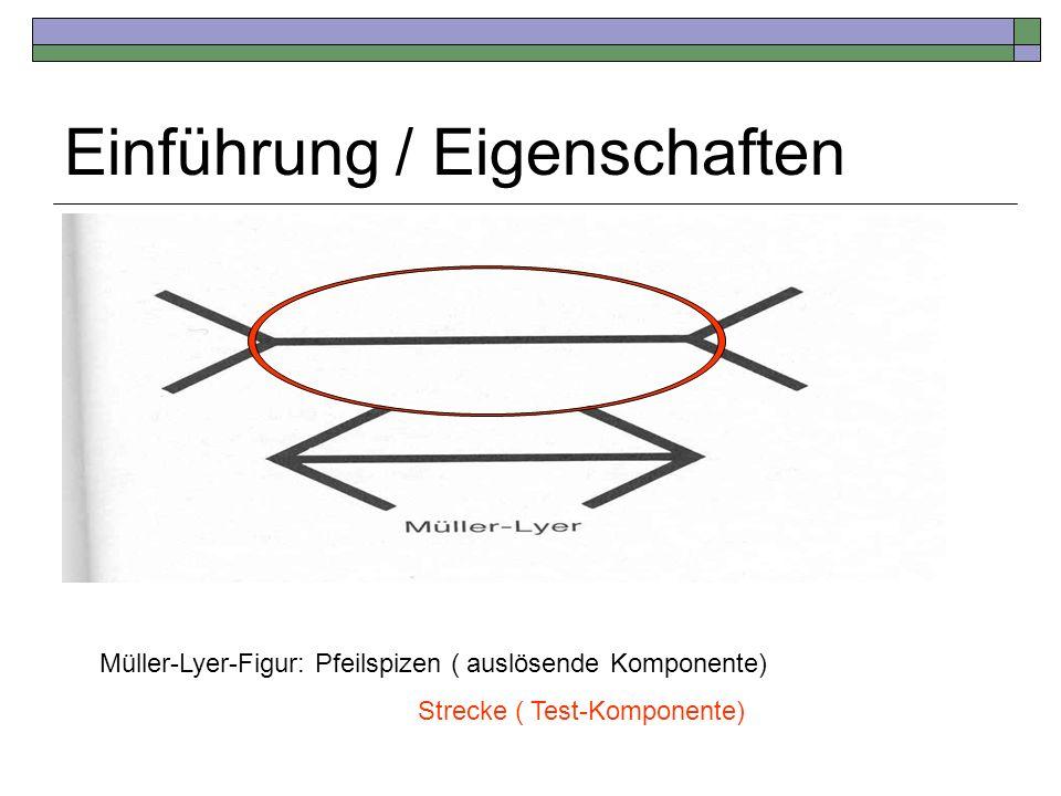 Einführung / Eigenschaften
