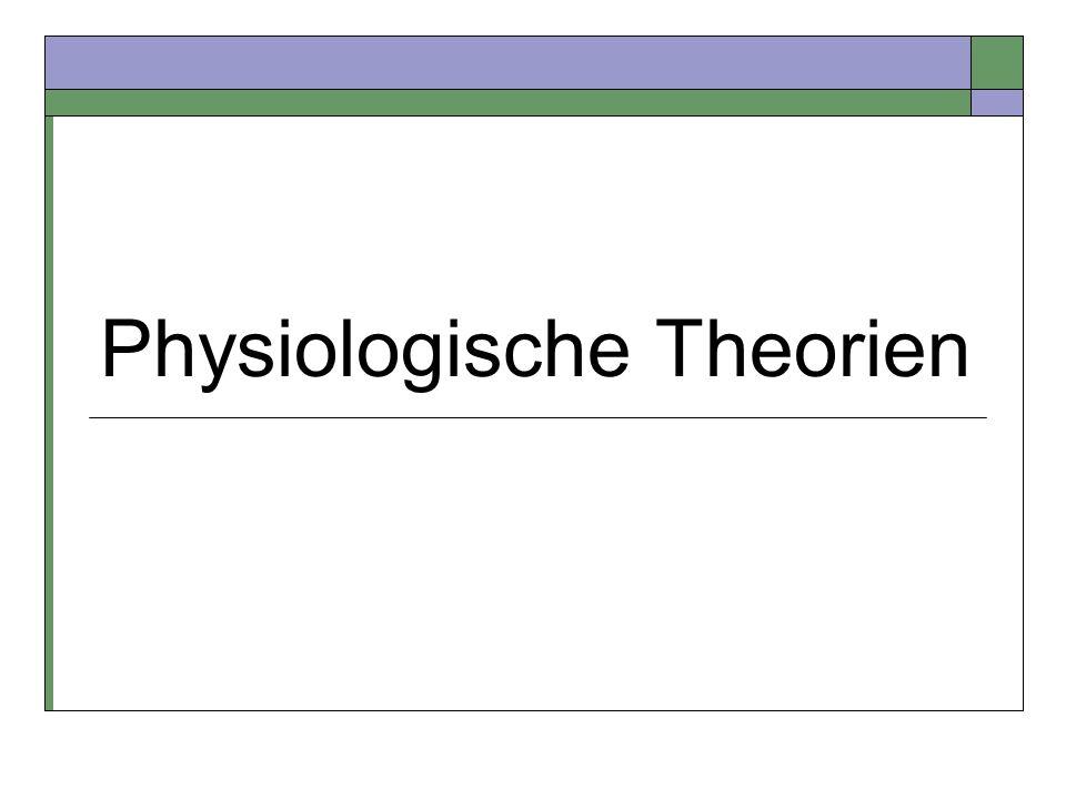 Physiologische Theorien