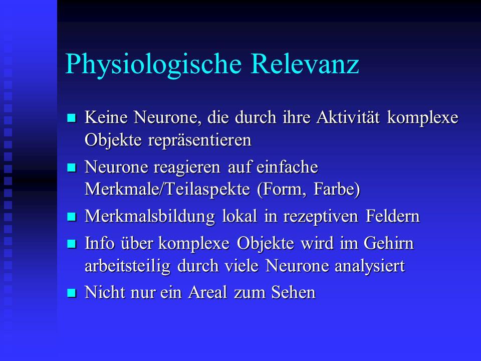 Physiologische Relevanz