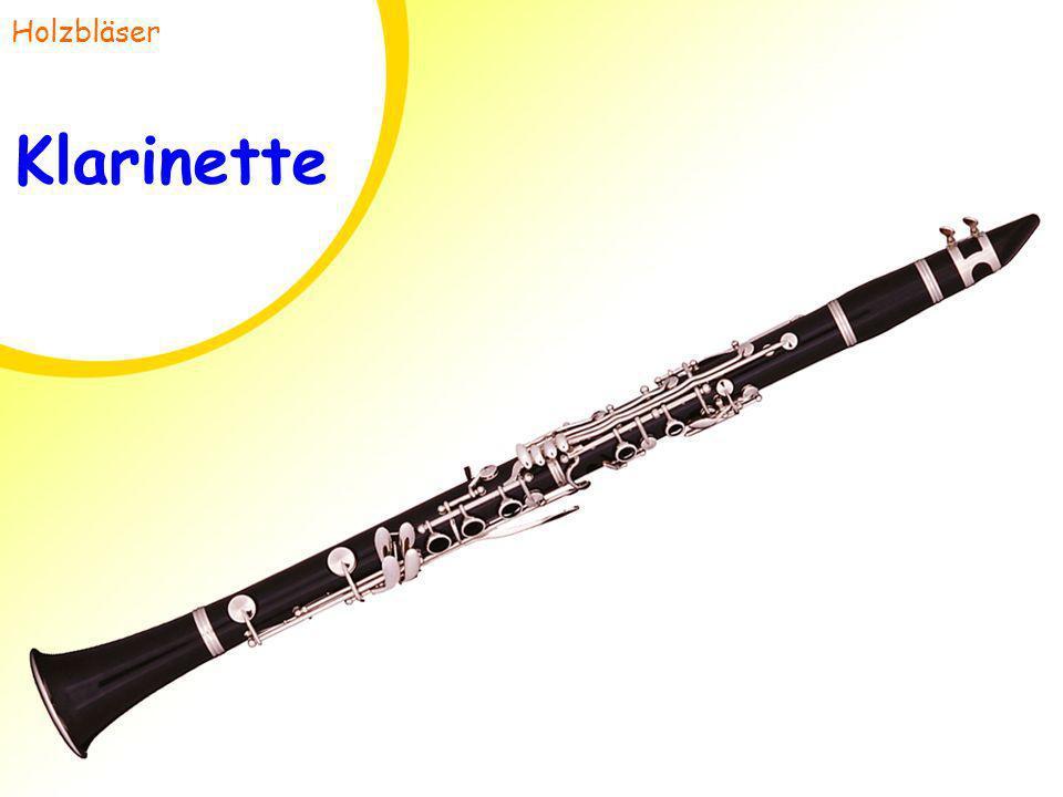 Holzbläser Klarinette