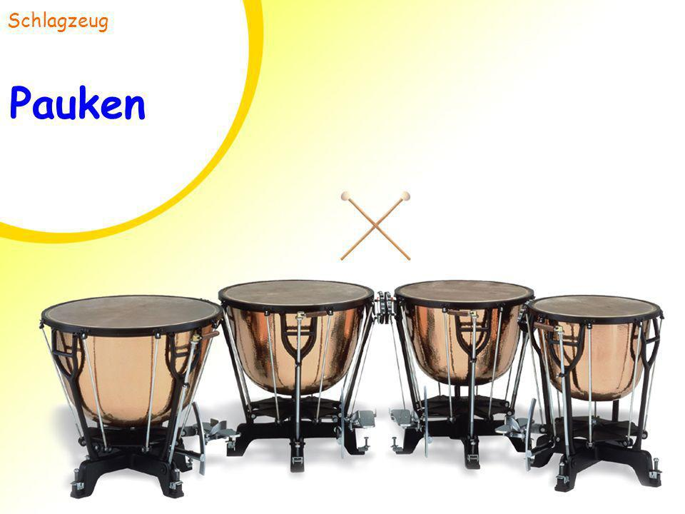 Schlagzeug Pauken