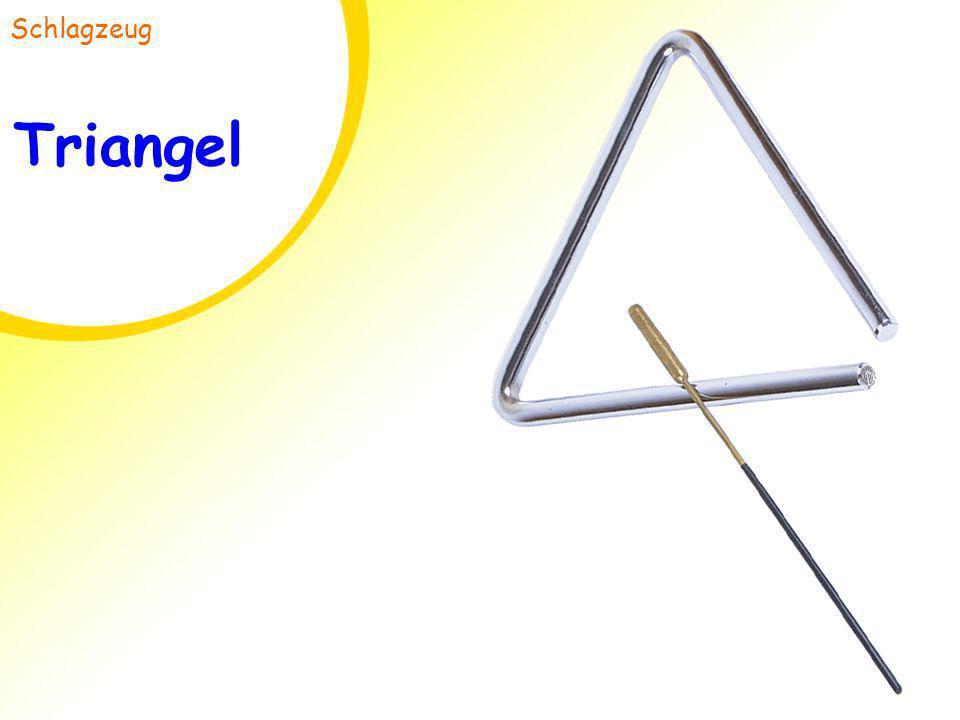 Schlagzeug Triangel