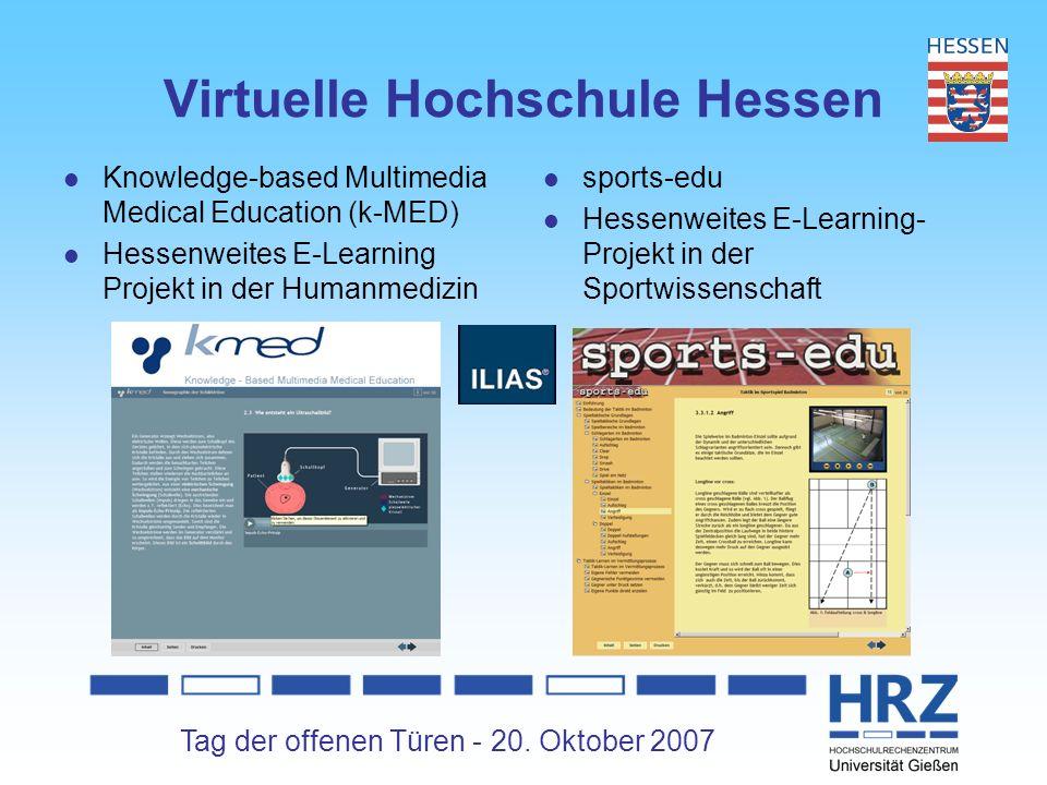 Virtuelle Hochschule Hessen