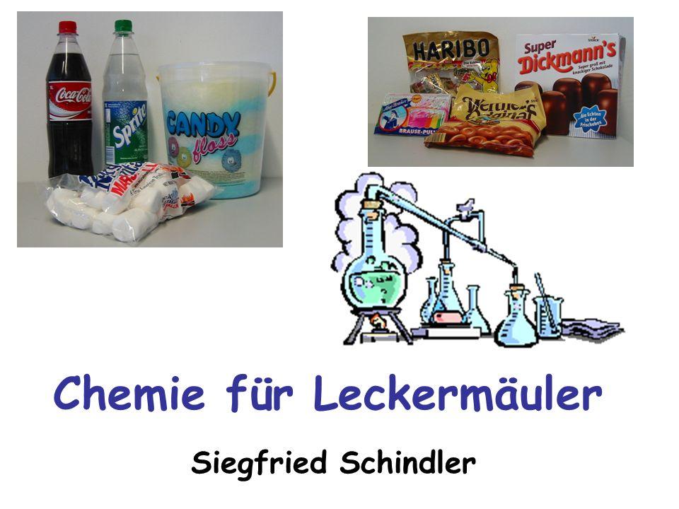Chemie für Leckermäuler