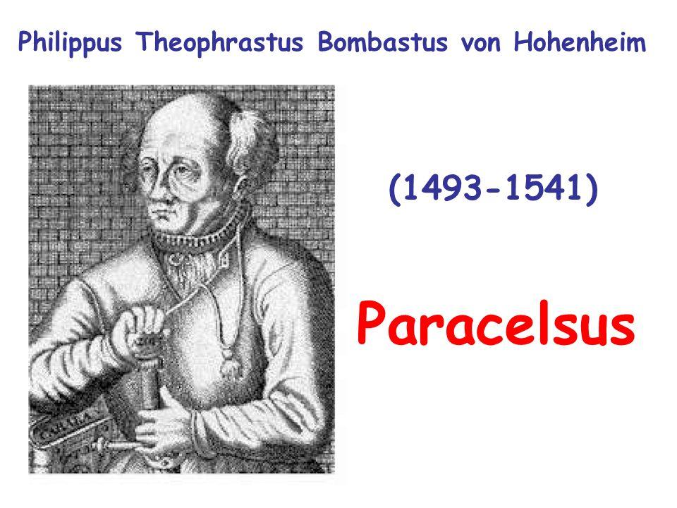 Philippus Theophrastus Bombastus von Hohenheim