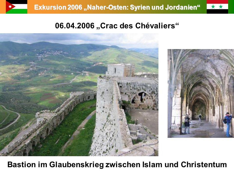 Bastion im Glaubenskrieg zwischen Islam und Christentum
