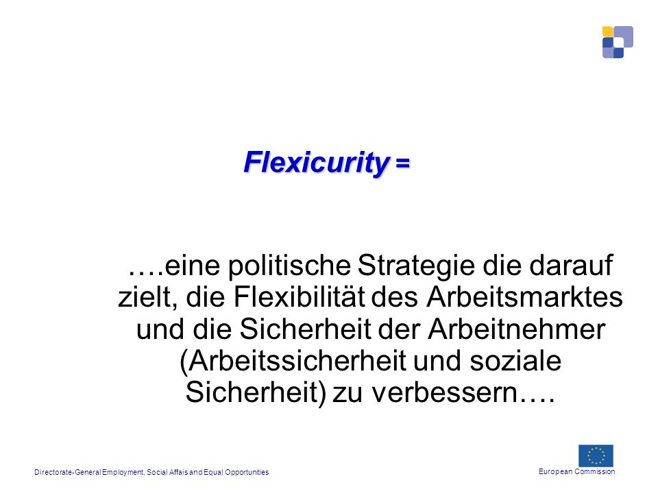 Flexicurity =
